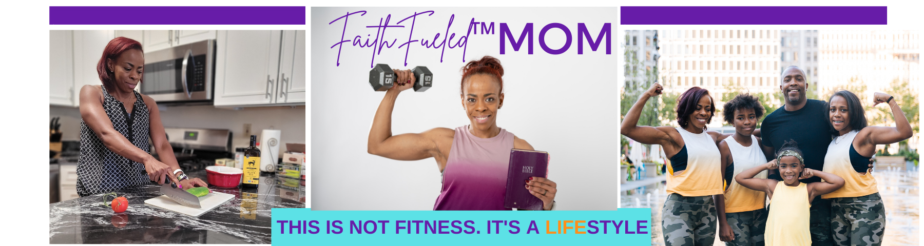 FaithFueled™ Mom